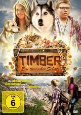 Timber - Ein tierischer Schatz - Poster
