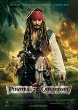 Pirates of the Caribbean - Fremde Gezeiten - Poster