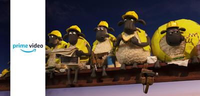 Gleich 2Shaun das Schaf-Filme bei Amazon Prime