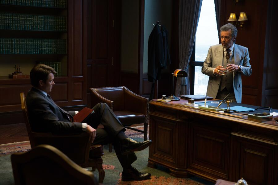 Al Pacino in Misconduct