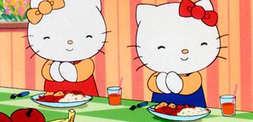 Bild zu:  Die Serie Hello Kitty Paradise