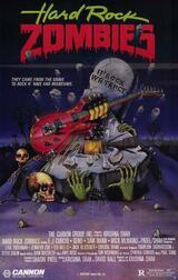 Hardrock Zombies - Poster