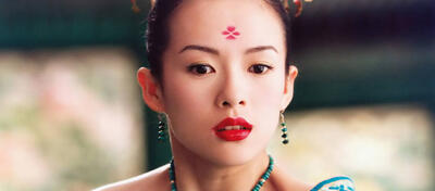 Zhang Ziyi in Die Geisha