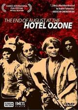 Late August at the Hotel Ozone - Poster