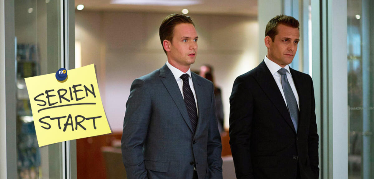 Suits Ausstrahlung