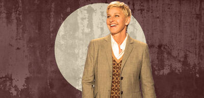 Ellen DeGeneres - Die Frau, die dafür bezahlt wird, sie selbst zu sein