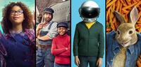 Bild zu:  Kommende Kinderfilme 2018: A Wrinkle in Time,Jim Knopf und Lukas der Lokomotivführer  , Wunder, Peter Hase