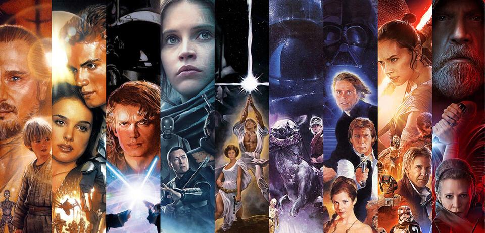 Star Wars Alle Episoden
