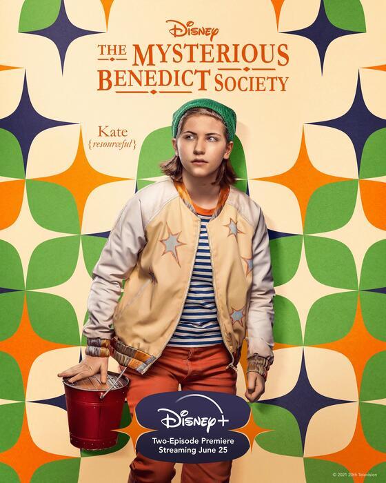 Die geheime Benedict-Gesellschaft, Die geheime Benedict-Gesellschaft - Staffel 1