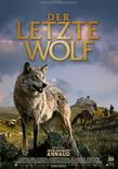 Der letzte wolf poster