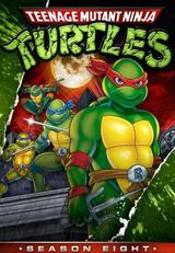 Teenage Mutant Hero Turtles - Staffel 8 - Poster