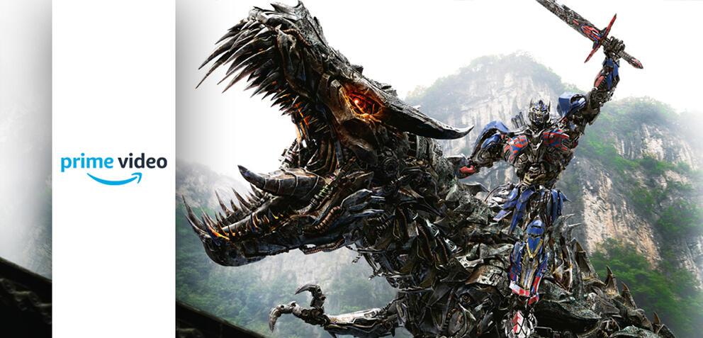 Transformers 4 ist jetzt neu bei Amazon Prime