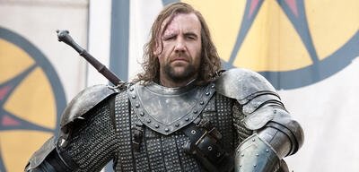Sandor Clegane aka Bluthund in Game of Thrones