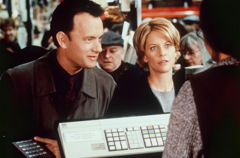 e-m@il für Dich mit Tom Hanks und Meg Ryan