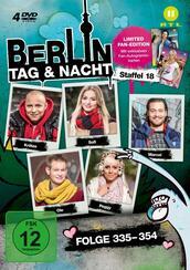 Berlin - Tag und Nacht Staffel 18 - Poster