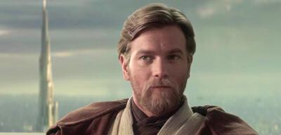 Obi-Wan Kenobi in Form von Ewan McGregor