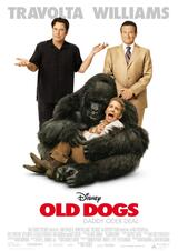 Old Dogs - Daddy oder Deal - Poster