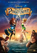 Tinkerbell und die Piratenfee - Poster