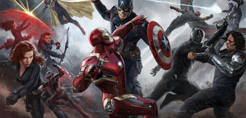 Bild zu:  Marvel Concept Art zu The First Avenger: Civil War