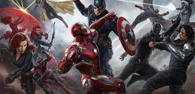 Marvel Concept Art zu The First Avenger: Civil War