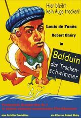 Balduin, der Trockenschwimmer - Poster