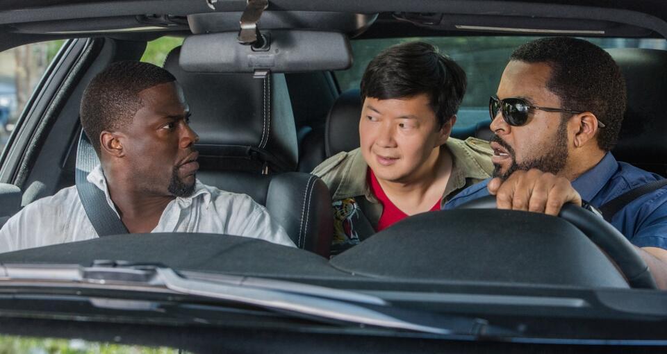 Ride Along 2: Next Level Miami mit Ken Jeong, Ice Cube und Kevin Hart