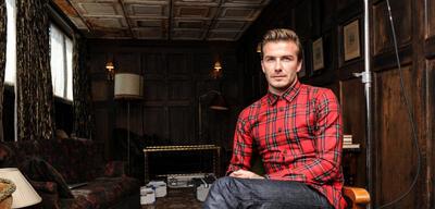 David Beckham inThe Class of '92