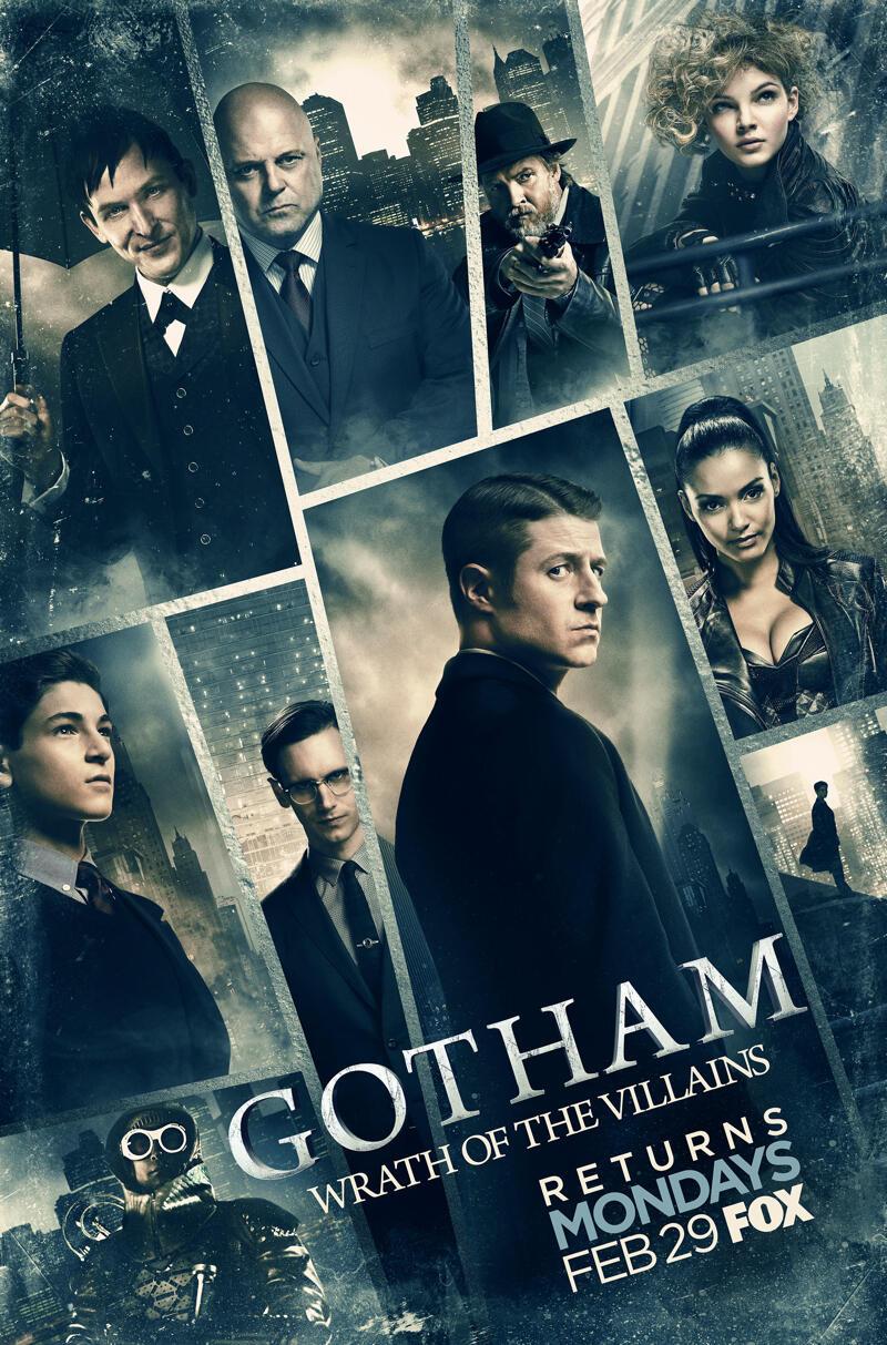 Gotham Die Serie