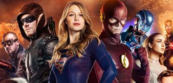 Flash, Arrow, Supergirl und die Legends of Tomorrow