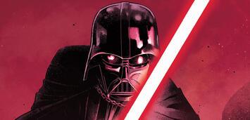 Bild zu:  Darth Vader im Comic