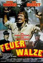 Feuerwalze Poster