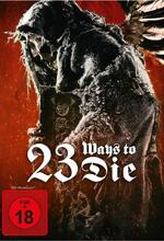 23 Ways to Die Poster
