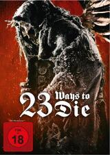 23 Ways to Die - Poster