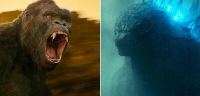Schaut ein Featurette zu Godzilla vs. Kong