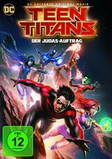 Teen Titans: Der Judas-Auftrag - Poster