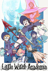 Little Witch Academia - Poster