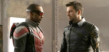 The Falcon and The Winter Soldier: Sam & Bucky