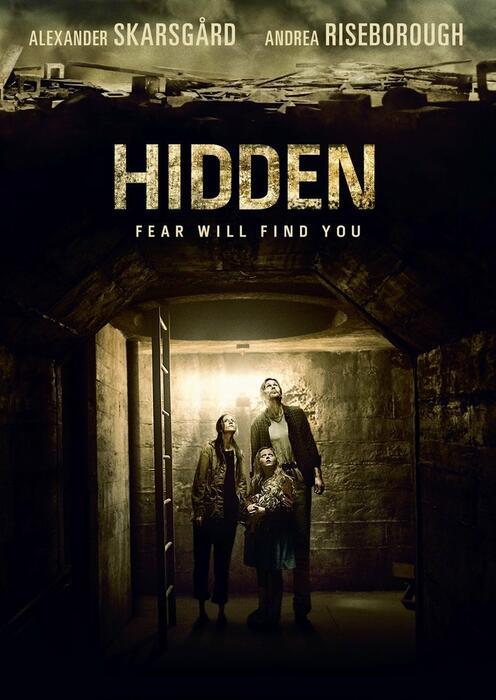 Hidden - Die Angst holt dich ein