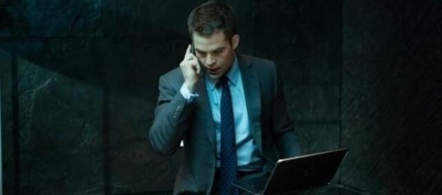 Chris Pine als vierter Jack Ryan