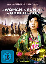 A Woman, a Gun and a Noodleshop - Poster