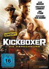 Kickboxer - Die Abrechnung - Poster