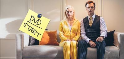 Mysteriöse neue Nachbarn: Laura Birn und David Morrissey in The Ones Below