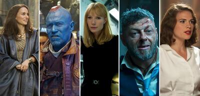 Marvel-Stars, die aus dem MCU raus sind