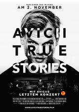 Avicii: True Stories - Poster