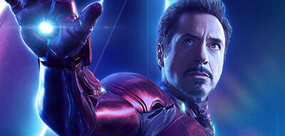 Robert Downey Jr. als Iron Man