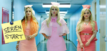 Bild zu:  Scream Queens, Staffel 2
