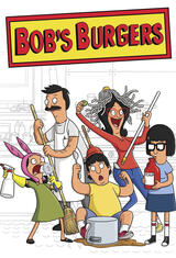 Bob's Burgers - Staffel 8 - Poster