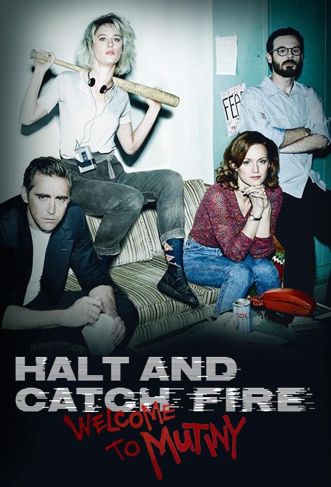 Halt And Catch Fire Deutsch