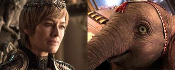 Wie für einander gemacht: Cersei (links) und ihr Lieblingstier