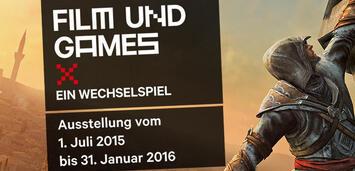 Bild zu:  Ausstellung: Film und Games
